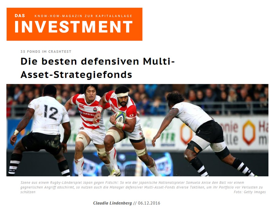 Die besten defensiven Multi-Asset-Strategiefonds